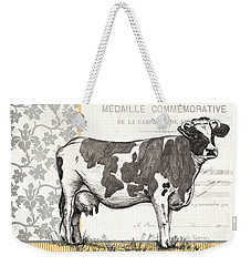 Vintage Farm 4 Weekender Tote Bag by Debbie DeWitt