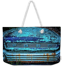 Vintage Ford Pick Up Weekender Tote Bag