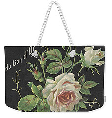 Vintage French Perfume  Weekender Tote Bag