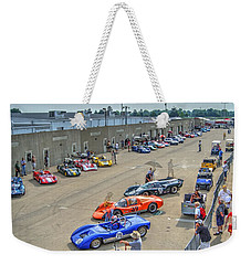 Vintage Gasoline Alley  Weekender Tote Bag