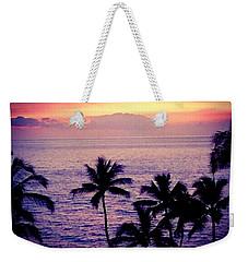 Vintage Hawaii Weekender Tote Bag