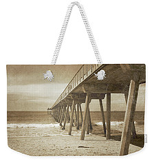 Vintage Hermosa Beach, California Weekender Tote Bag