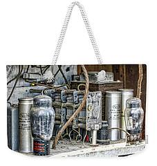 Vintage Marconi Weekender Tote Bag by Irwin Seidman