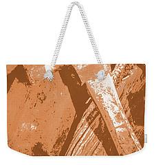 Vintage Miners Hammer Artwork Weekender Tote Bag by Jorgo Photography - Wall Art Gallery