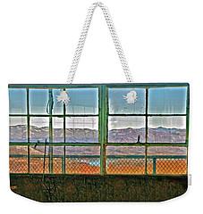 Vintage Mountain View Weekender Tote Bag