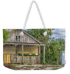Vintage Orange Stand Weekender Tote Bag