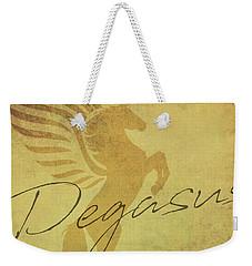 Vintage Pegasus Weekender Tote Bag