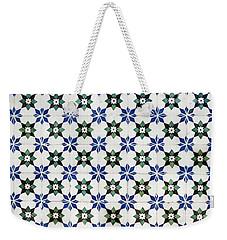 Vintage Portuguese Tiles Weekender Tote Bag