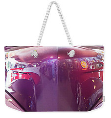 Vintage Reflections  Weekender Tote Bag