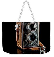 Vintage Ricohflex Camera Weekender Tote Bag