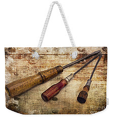 Vintage Screwdrivers Weekender Tote Bag