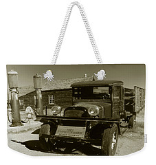 Old Truck 1927 - Vintage Photo Art Print Weekender Tote Bag
