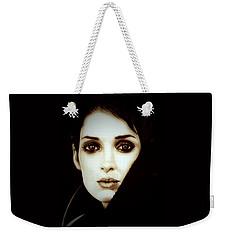 Vintage Winona Ryder Weekender Tote Bag by Fred Larucci