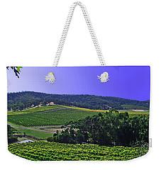 Vinyard Weekender Tote Bag