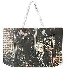 Viola Quadruplet Weekender Tote Bag
