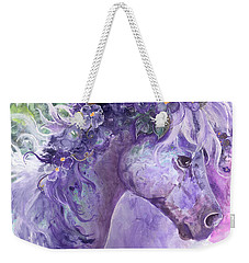 Violet Fantasy Weekender Tote Bag