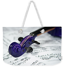 Violin Tuning Pegs  Weekender Tote Bag