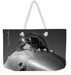 Viper Nose Weekender Tote Bag