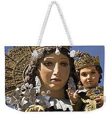 Virgen De Los Desamparados Weekender Tote Bag