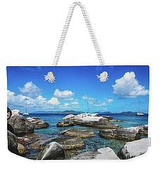 Virgin Gorda Catamarans Weekender Tote Bag