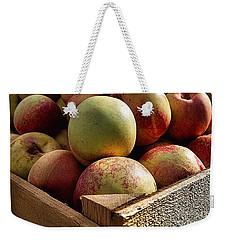 Virginia Apples  Weekender Tote Bag
