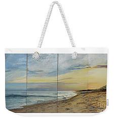 Virginia Beach Bayside Weekender Tote Bag