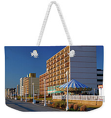 Virginia Beach Boardwalk Weekender Tote Bag