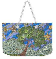 Virginia Quilts Weekender Tote Bag