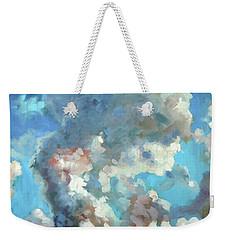 Virginia Sky Weekender Tote Bag