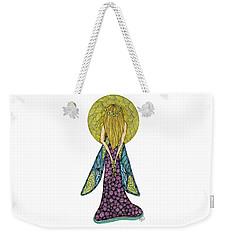 Virgo Weekender Tote Bag