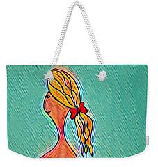 Virgy Weekender Tote Bag