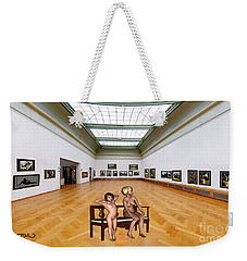 Virtual Exhibition - 32 Weekender Tote Bag