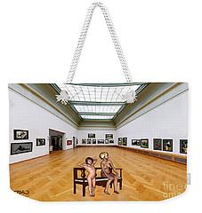 Virtual Exhibition - 32 Weekender Tote Bag