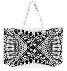Virtual Illusion-mindset Weekender Tote Bag
