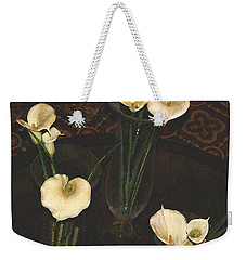 Virtue Weekender Tote Bag