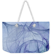 Virtus Repulsae Nescia Weekender Tote Bag