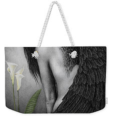 Visible Darkness Weekender Tote Bag by Pat Erickson