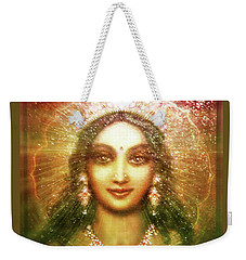 Vision Of The Goddess  Weekender Tote Bag