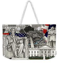 Vision Weekender Tote Bag