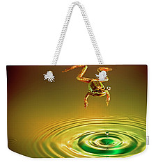 Vision Weekender Tote Bag by William Lee