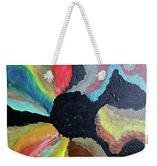 Visions Of Color Weekender Tote Bag