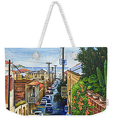 Visions Of Paradise Vii Weekender Tote Bag