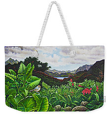 Visions Of Paradise Viii Weekender Tote Bag