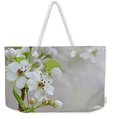 Visions Of White Weekender Tote Bag