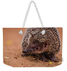 Visit With A Tenrec Weekender Tote Bag