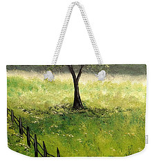 Visiting Willie Weekender Tote Bag