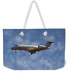 Vista Jet Bombardier Challenger 300 1 Weekender Tote Bag