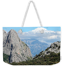 Weekender Tote Bag featuring the photograph Viva Andalucia by Rosemary Colyer