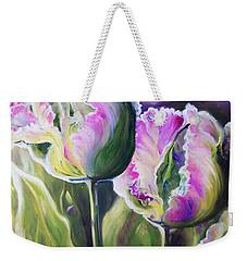Vivacious Weekender Tote Bag