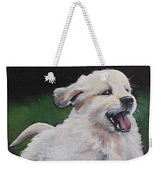 Vivian Weekender Tote Bag